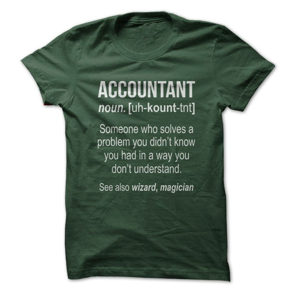 Accountant - shirt