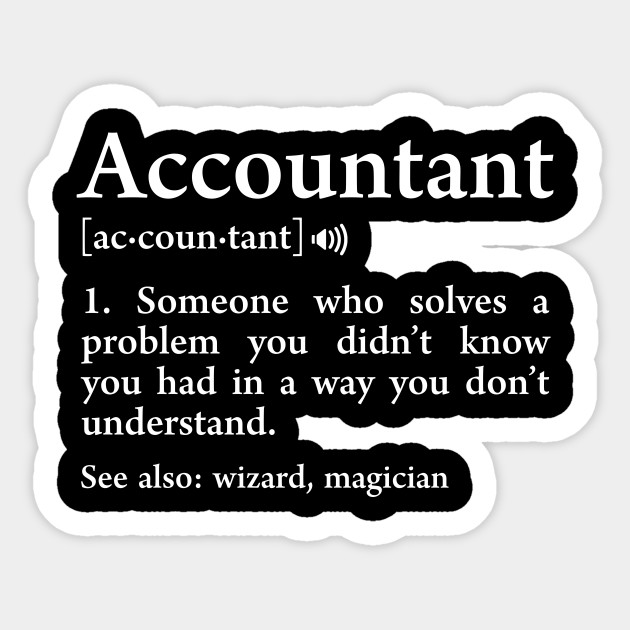 accounting fun